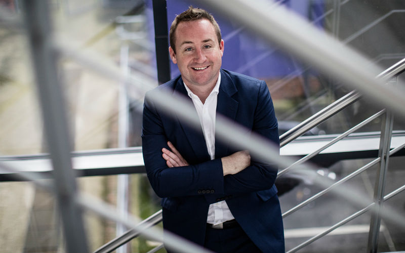 CEO Pete Watson