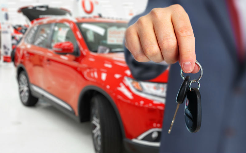 Online car marketplace has waived fees for dealerships in April
