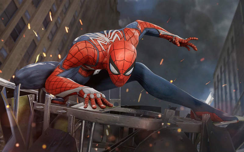 Cubic Motion's tech was used in Insomniac Games' recent Spider-Man game