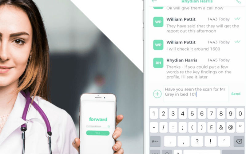 Forward Health platform