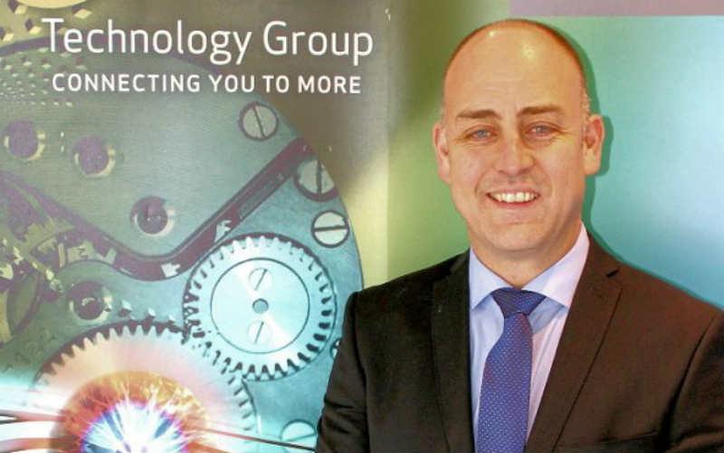 Daren Baythorpe, CEO of ITS