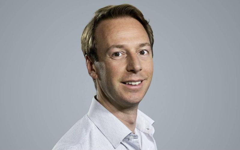 CEO Rob Straathof