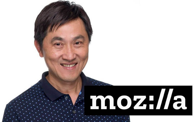 Chris Lin, Vice President of Information Technology, Mozilla