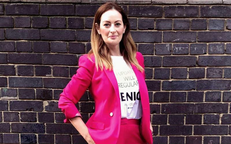 CEO Karen Barrett