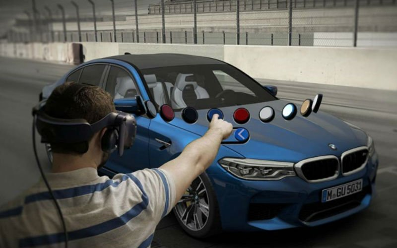 ZeroLight's immersive tech is used by automotive companies to show how cars can be configured