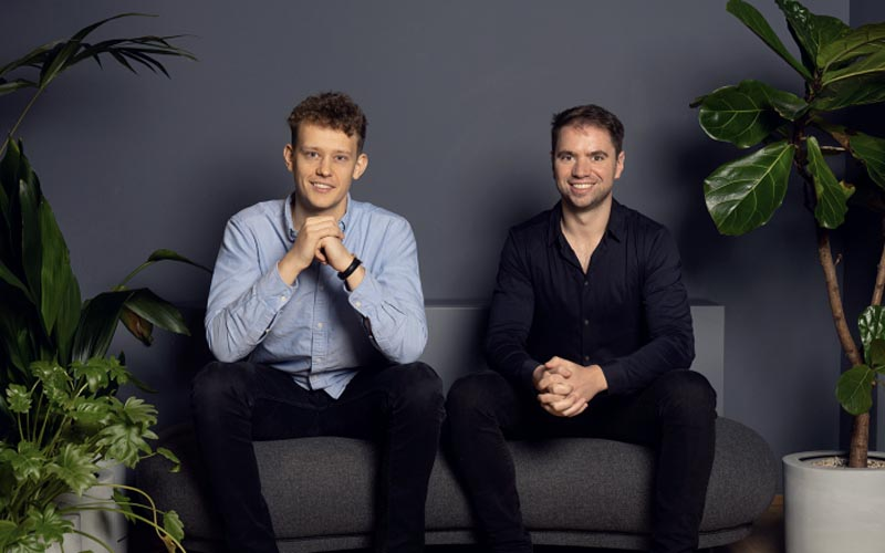 Will and Ed, Orbital Witness founders