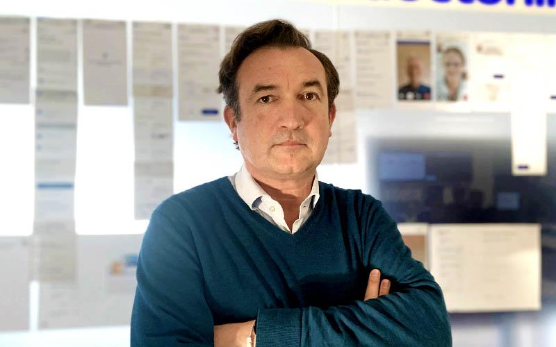 CEO Rupert Spiegelberg
