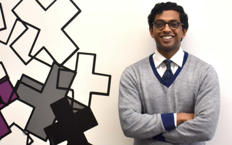 CEO Dr Ben Maruthappu MBE