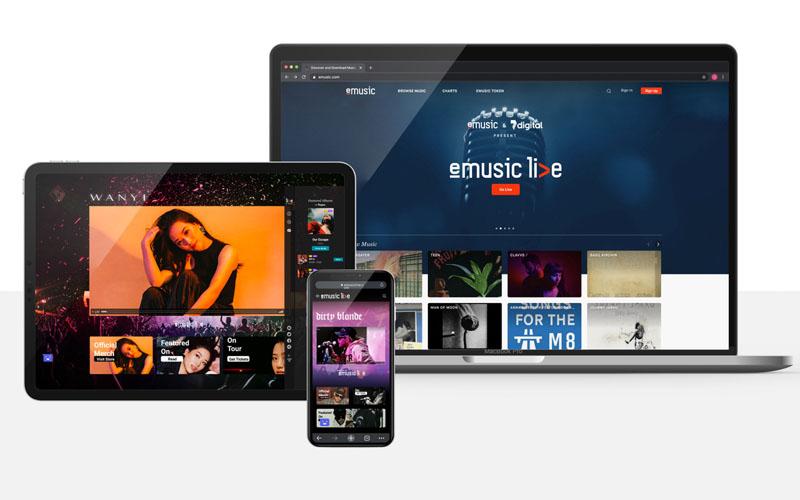 eMusic Live