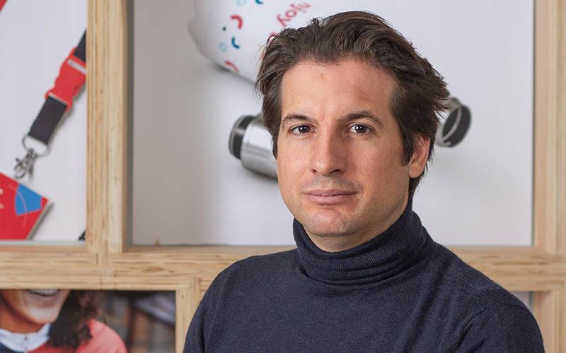 iwoca co-founder Christoph Rieche