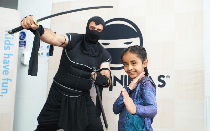 Code Ninjas Langley