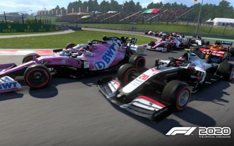 Codemasters F1