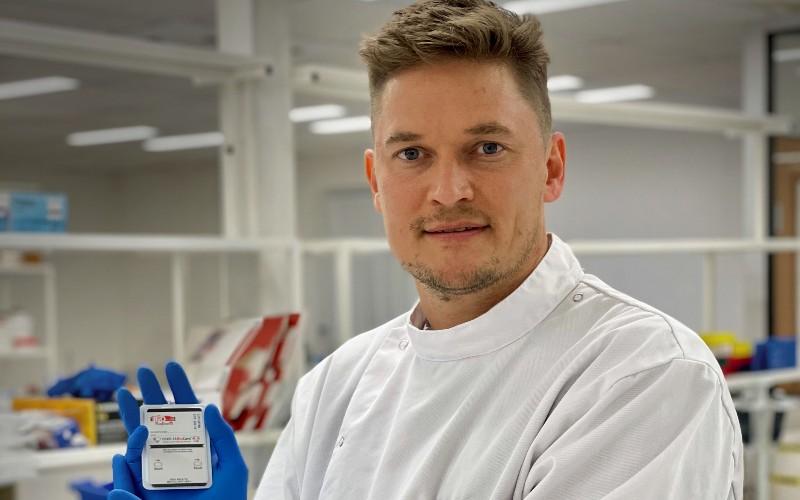 Simon Mico, Bio-Diagnostics