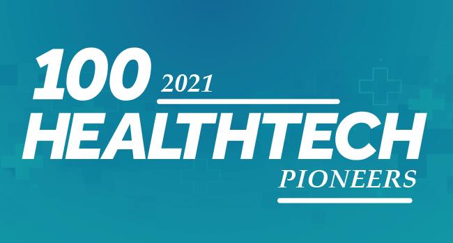 healthtech pioneers 2021