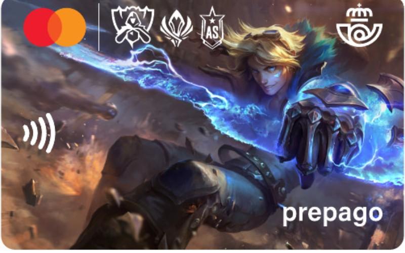 PFS Correos League of Legends Prepago image (1)