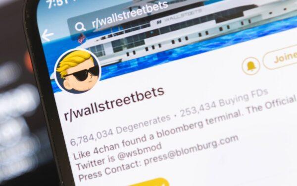 Reddit Wall Street Bets