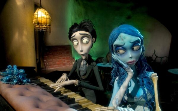 Mackinnon and Saunders - The Corpse Bride
