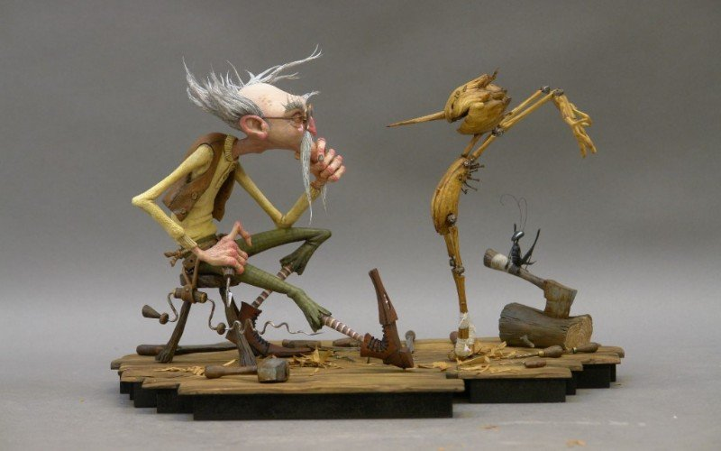 Mackinnon and Saunders - Pinocchio