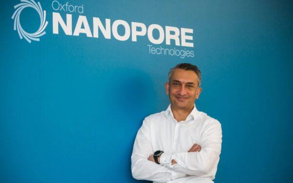 Dr Gordon Sanghera, Oxford Nanopore