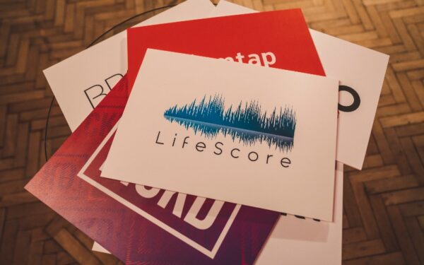 LifeScore is a graduate of the Red incubator at world-famous music studios Abbey Road