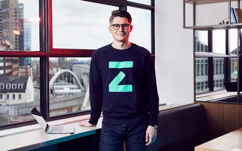 Sten Saar - CEO of Zego photographed by Alun Callender