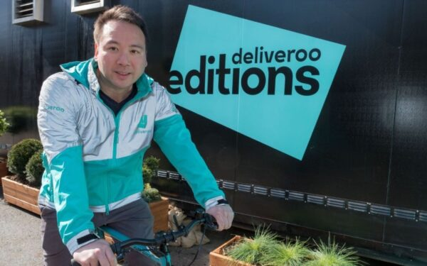Will Shu, CEO, Deliveroo