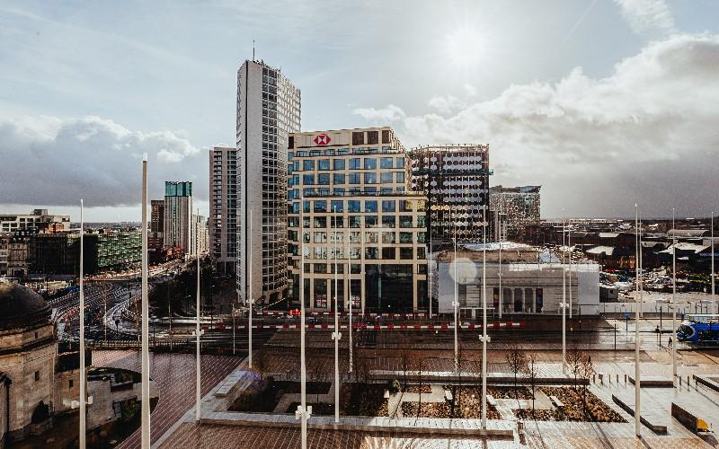 Birmingham Centenary Square (1)
