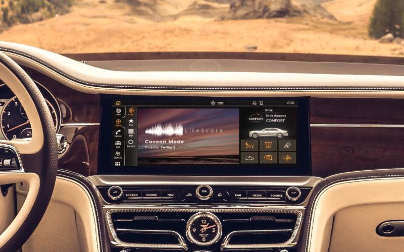 Bentley and LifeScore