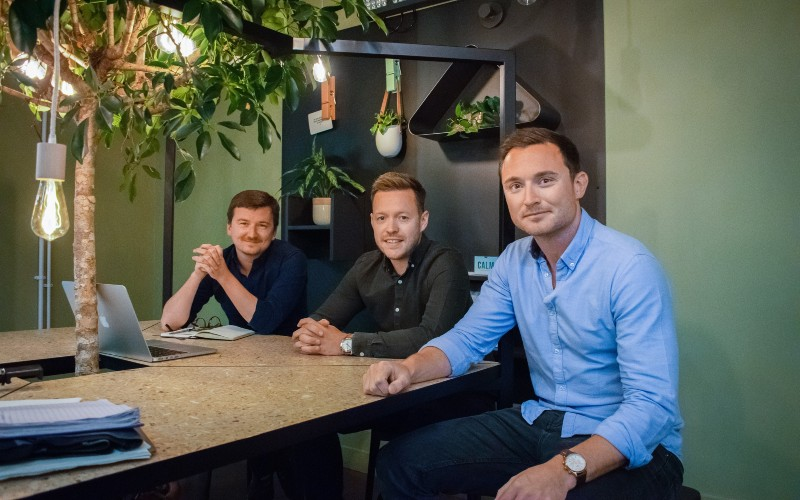 Penfold founders Pete Hykin, Stuart Robinson and Chris Eastwood (1)