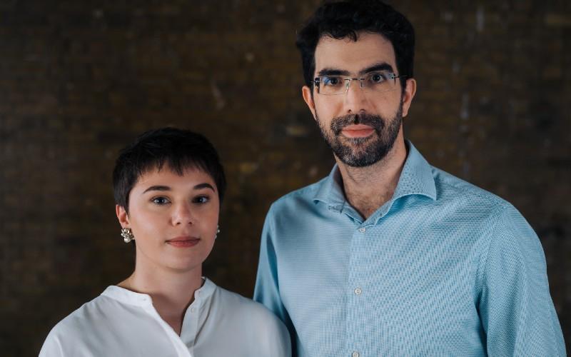 Thymia co-founders Dr Emilia Molimpakis and Dr Stefano Goria