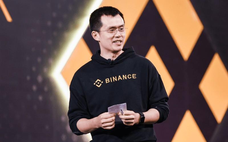 CZ, Binance CEO