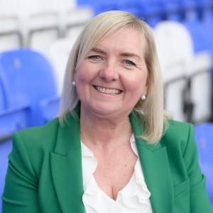Lesley Beattie, Everton in the Community