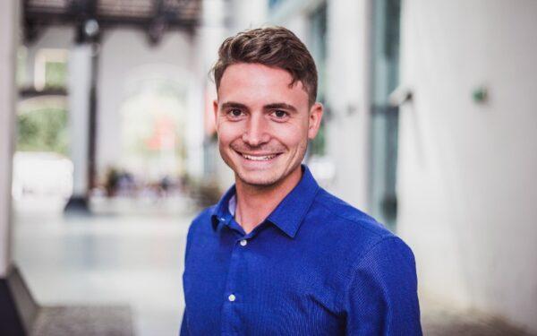 Spaceflow CEO Lukas Balik