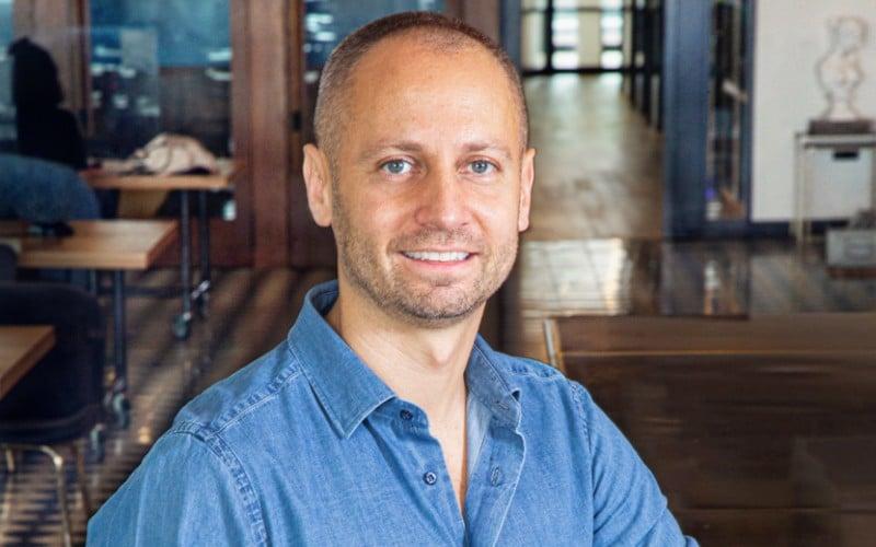 Stefano Vaccino, Yapily CEO